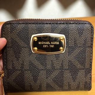マイケルコース(Michael Kors)のマイケルコース 折りたたみ財布(折り財布)