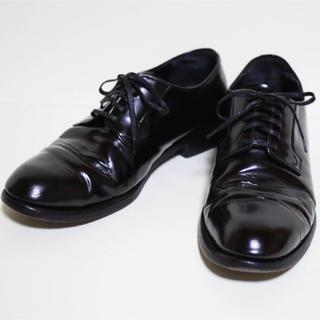 celine - CELINE セリーヌ ダービー 41 1/2 レザーシューズ 革靴