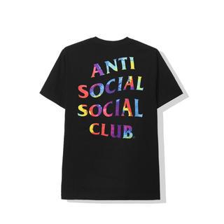 シュプリーム(Supreme)のantisocialsocialclub The Grove Black Tee(Tシャツ/カットソー(半袖/袖なし))