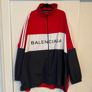 バレンシアガ(Balenciaga)の美品!収納ケースつき!BALENCIAGA トラックジャケット(ナイロンジャケット)