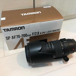 TAMRON - TAMRON 70-200mm F2.8 Canon