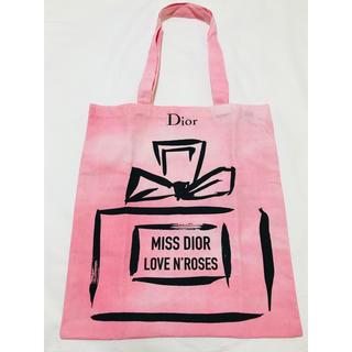 クリスチャンディオール(Christian Dior)のMISS DIOR トートバッグ♡非売品(トートバッグ)