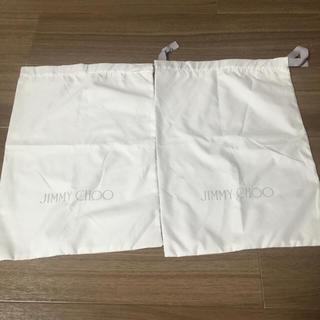 ジミーチュウ(JIMMY CHOO)のJIMMY CHOO シューズ袋(その他)
