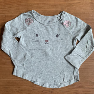 ギャップ(GAP)のbaby GAPロンT 80(Tシャツ)