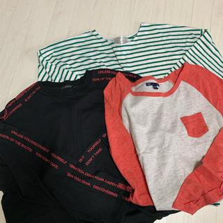 ジーナシス(JEANASIS)の長袖Tシャツ まとめ売り(Tシャツ(長袖/七分))