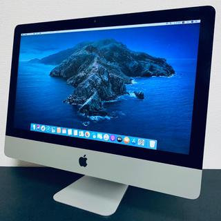 マック(Mac (Apple))の希少メモリー16GB搭載!!iMac2015 21.5inch(デスクトップ型PC)