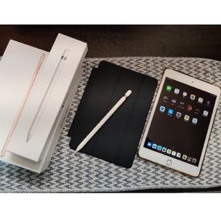iPad - 保証残あiPad mini 5 64Gセルラーモデル Apple pencil付