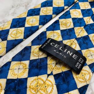 セリーヌ(celine)の即購入OK!3本選んで1本無料!セリーヌ CELINE ネクタイ 4464(ネクタイ)
