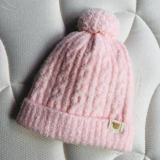 ミキハウス(mikihouse)のニット帽(帽子)