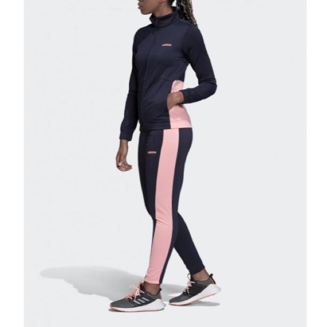 adidas(アディダス)の☆新品☆ adidas アディダス ジャージ上下 上下セット ジャージ スポーツ/アウトドアのランニング(ウェア)の商品写真