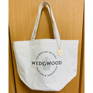 WEDGWOOD - ◆ウエッジウッド◆WEDGWOOD◆素敵なトートバック◆ワイルドストロベリー