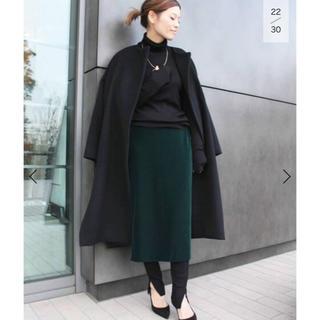 ドゥーズィエムクラス(DEUXIEME CLASSE)のdeuxieme classe ベロアタイトスカート 新品❗️(ひざ丈スカート)