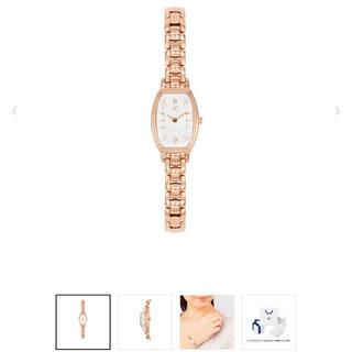 ヨンドシー(4℃)の4℃ ソーラー腕時計(腕時計)