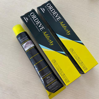 ミルボン(ミルボン)のミルボン アディクシー ♡ シルバー13×3本(カラーリング剤)