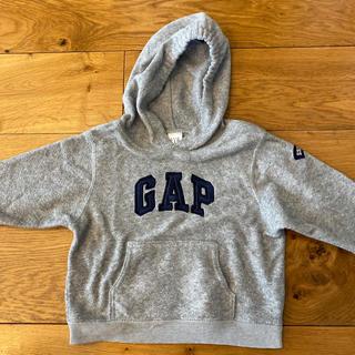 ベビーギャップ(babyGAP)のbaby gap ロゴパーカー 90㎝(トレーナー)