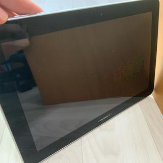 SAMSUNG - GALAXY Tab 10.1 LTE SC-01D タブレット 本体
