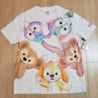 Disney - 新品タグ付 上海ディズニー ダッフィー&フレンズ Tシャツ XLサイズ