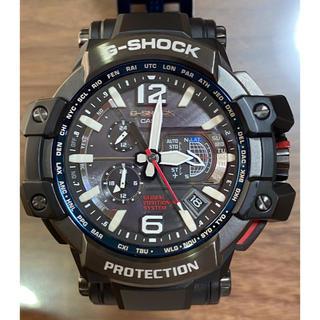 ジーショック(G-SHOCK)のカシオG-SHOCK GPSハイブリッドスカイコックピット GPW-1000(腕時計(アナログ))