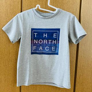 THE NORTH FACE - ノースフェイス Tシャツ 140 キッズ グレー