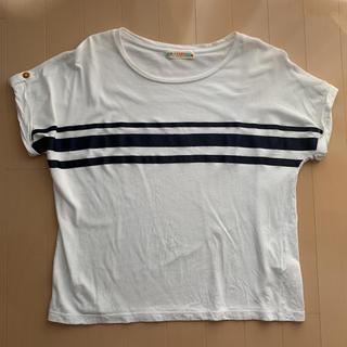ビームス(BEAMS)のビームス BEAMS HEART Tシャツ トップス 白(Tシャツ(半袖/袖なし))