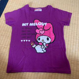 サンリオ(サンリオ)のマイメロ☆Tシャツ120(Tシャツ/カットソー)
