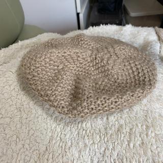 マウジー(moussy)のベレー帽 moussy(ハンチング/ベレー帽)