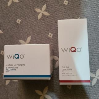 オバジ(Obagi)のWiQo  ワイコ 保湿クリーム&美容液(美容液)