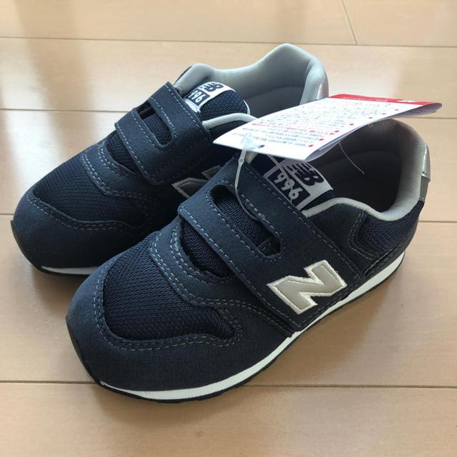 New Balance(ニューバランス)の新品 ニューバランス 996  キッズスニーカー 16.5cm キッズ/ベビー/マタニティのキッズ靴/シューズ(15cm~)(スニーカー)の商品写真