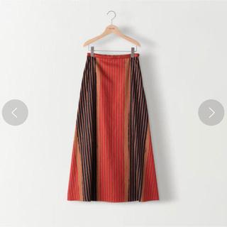 steven alan - steven alan マルチストライプスカート