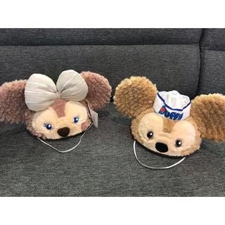Disney - 香港ディズニー限定商品!ダッフィー&シェリーメイ イヤーハット