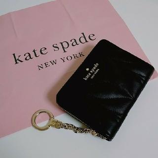 ケイトスペードニューヨーク(kate spade new york)の新品 ⭐ ケイトスペード コインケース ブラック(コインケース)