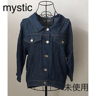 ミスティック(mystic)のmystic Gジャン デニムジャケット(Gジャン/デニムジャケット)