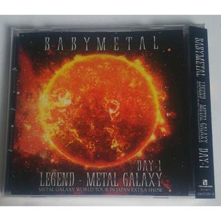 BABYMETAL LEGEND - METAL GALAXY [DAY-1]