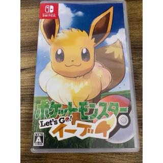 Nintendo Switch - ポケットモンスター Let's Go! イーブイ Switch