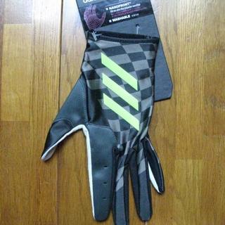 アディダス(adidas)の新品 adidas 守備用手袋 左手22〜23(ウェア)