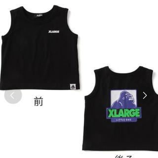 エクストララージ(XLARGE)のXLARGE KIDS タンクトップ(Tシャツ/カットソー)