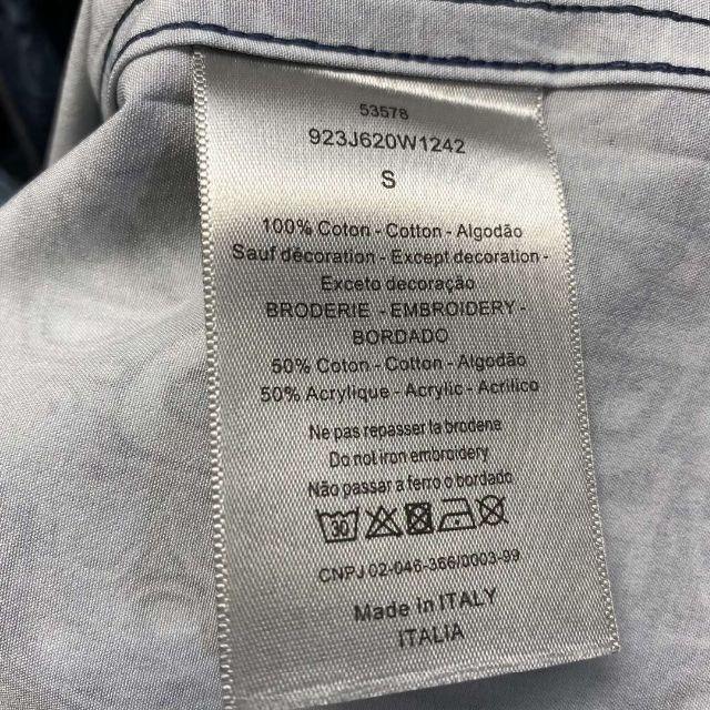 Dior(ディオール)の2020秋 Dior × STUSSY コラボ ロゴシャツ メンズのトップス(シャツ)の商品写真