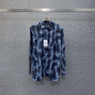 Dior - 2020秋 Dior × STUSSY コラボ ロゴシャツ