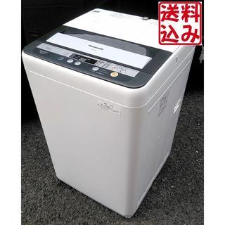 Panasonic - 【送料込み】全自動洗濯機 パナソニック 5キロ 送風乾燥