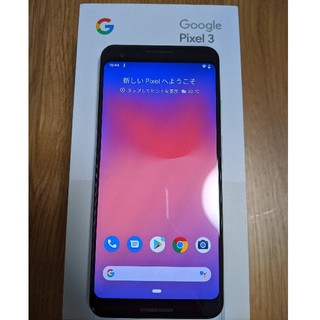 ANDROID - google pixel3 simフリー