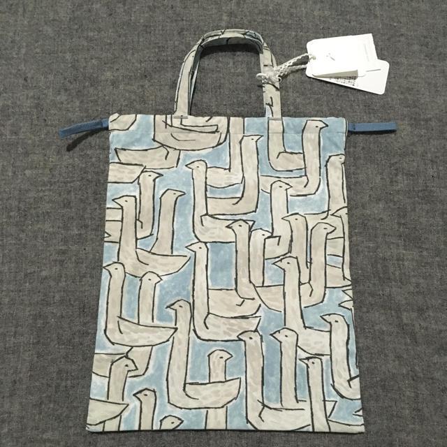 mina perhonen(ミナペルホネン)の新品 ミナペルホネン assemblage アッサンブラージュ 巾着バッグ レディースのバッグ(その他)の商品写真
