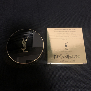 Yves Saint Laurent Beaute - 【未開封】YSL アンクルドポールクッション30番&ケース&スポンジ