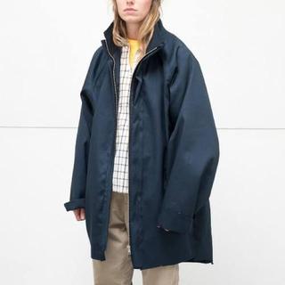 サンシー(SUNSEA)のcamiel fortgens football coat S(ステンカラーコート)