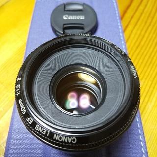 Canon - canon EF50mm 1.8 Ⅱ
