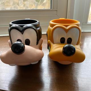 Disney - ディズニー グーフィーマグカップ プルートマグカップ
