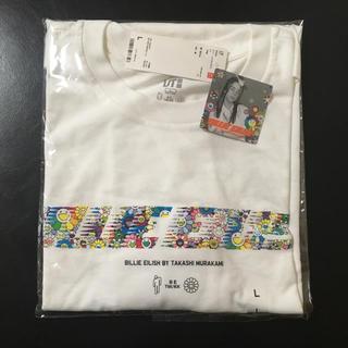 ユニクロ(UNIQLO)のユニクロ ビリーアイリッシュ 村上隆 Tシャツ(Tシャツ/カットソー(半袖/袖なし))
