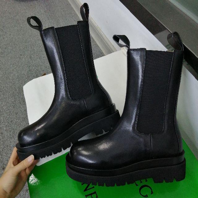 Bottega Veneta(ボッテガヴェネタ)の【Bottega Veneta】ブーツ▼BV LUG レディースの靴/シューズ(ブーツ)の商品写真