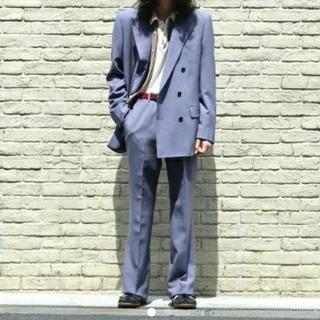 ジョンローレンスサリバン(JOHN LAWRENCE SULLIVAN)の薄紫色 ダブルセットアップ(セットアップ)