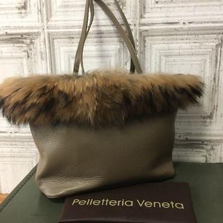 ナノユニバース(nano・universe)のイタリア製 Pelletteria Veneta バッグ USED(トートバッグ)