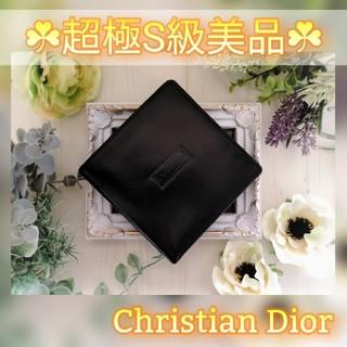 クリスチャンディオール(Christian Dior)のChristian Dior クリスチャン・ディオール お札入れ キャッシュレス(折り財布)